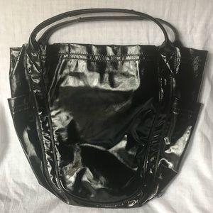 GAP Bags - GAP vegan black XXL tote. NWT.